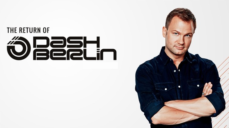 Photo of Jeffrey Sutorius is coming back to Dash Berlin