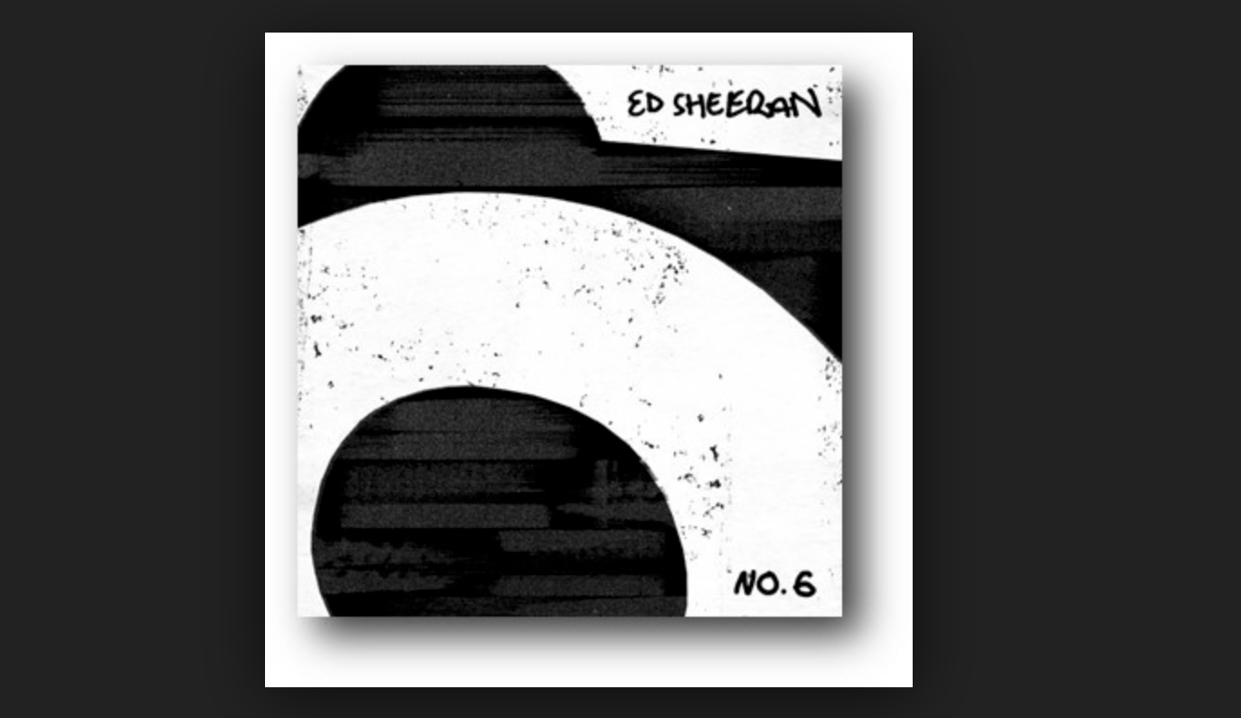 Photo of #Release | Ed Sheeran – No.6 Collaborations Project (Album)