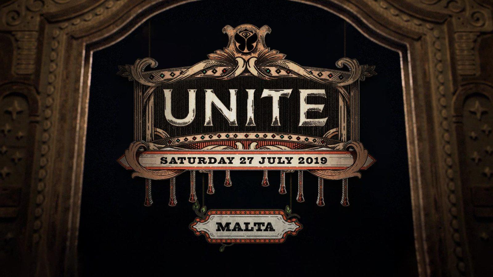 Photo of Unite With Tomorrowland (Malta) con EDM Lab