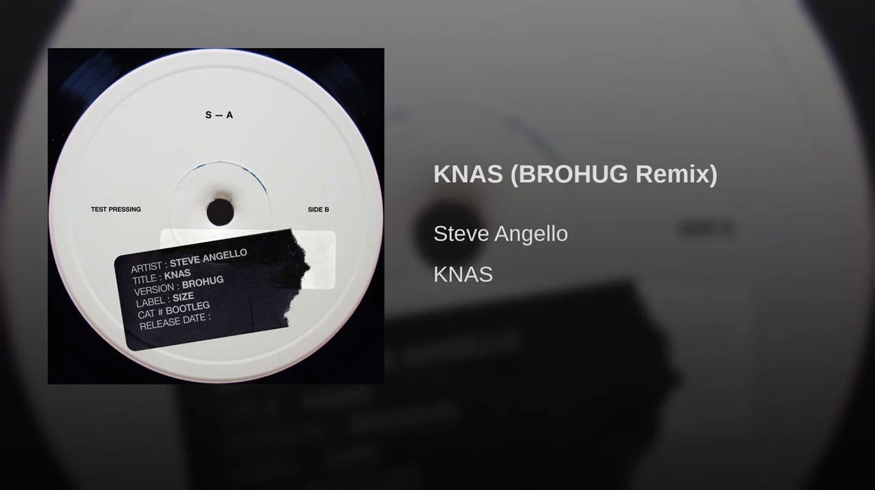 Photo of #Release | Steve Angello – Knas (BROHUG Remix)