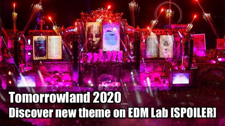 Photo of [SPOILER] Tomorrowland 2020 – il nuovo tema in esclusiva!