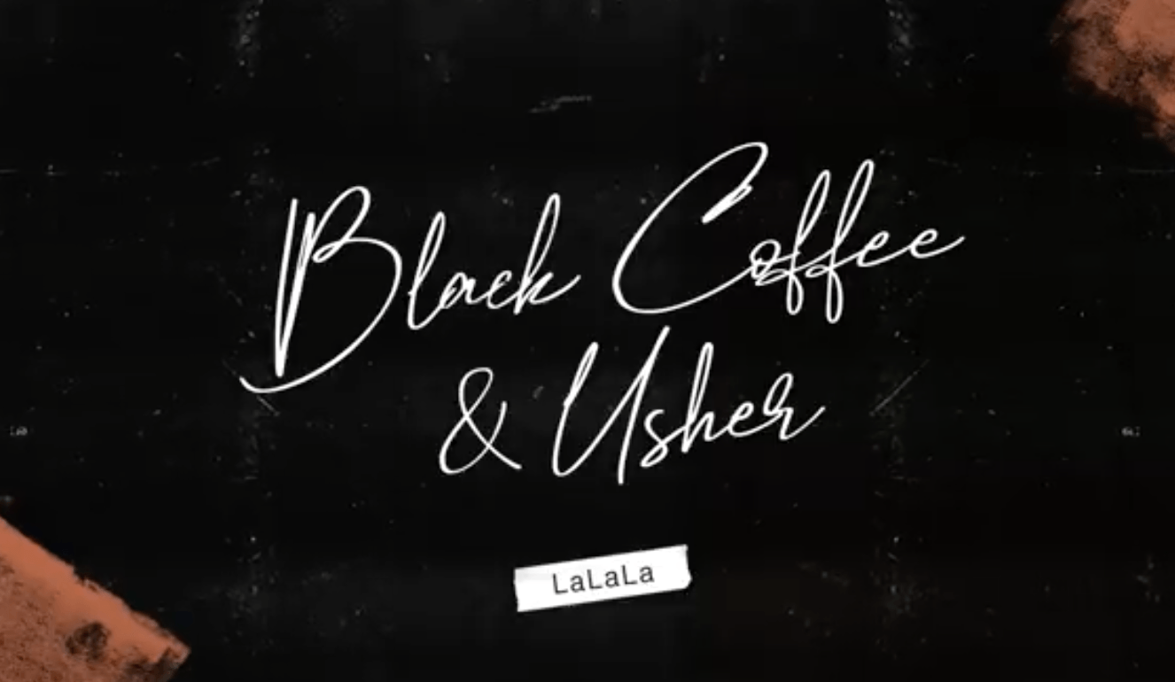 Photo of #Release | Black Coffee, Usher – LaLaLa