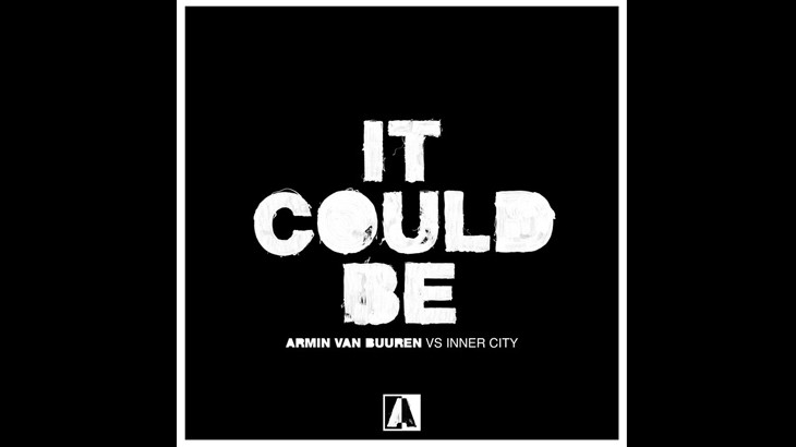 Photo of Armin Van Buuren and the Inner City together for 'It Could Be'