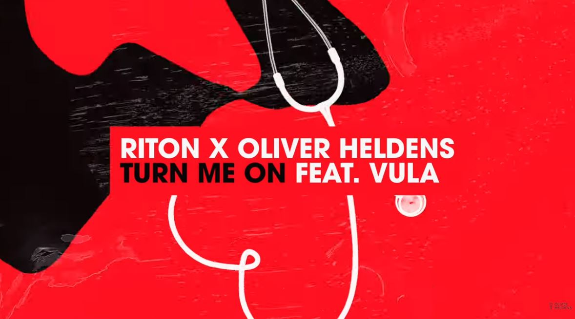 Photo of #Release | Riton x Oliver Heldens – Turn Me On (ft. Vula)
