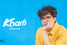 Photo of EDM Lab interviews Kharfi, a modern Italian talent.