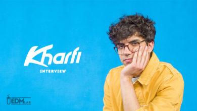 Photo of EDM Lab interviews Kharfi, a modern Italian talent.