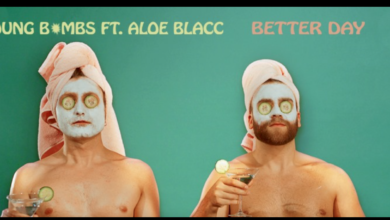 Photo of #Release | Young Bombs feat. Aloe Blacc – Better Day