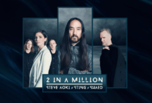 Photo of #Release | Steve Aoki, Sting, SHAED – 2 In A Million