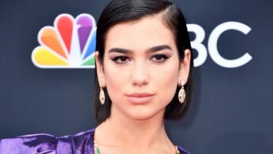 Photo of Dua Lipa, new album coming on April