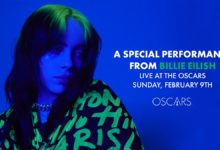 Photo of Billie Eilish, una stella tra le stelle agli Oscar 2020