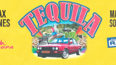 Photo of #Release | Jax Jones, Martin Solveig, RAYE, Europa – Tequila