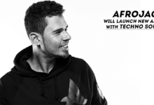 Photo of Afrojack and old-fashioned Techno music