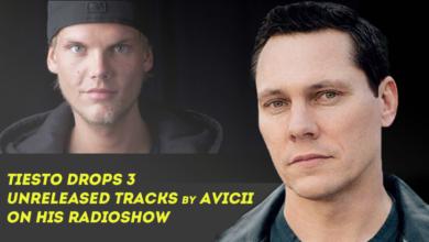 Photo of Tiesto plays 3 new Avicii IDs in its radio show