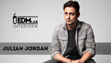 Photo of EDM Lab intervista Julian Jordan