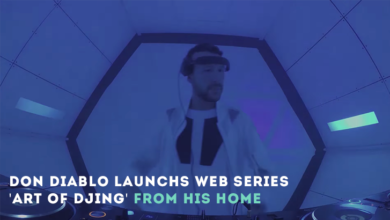 "Photo of Don Diablo launches ""Art of Djing"" web series"