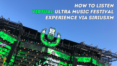 Photo of How to listen to Ultra Music Festival Virtual sets