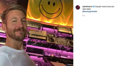 Photo of Calvin Harris annuncia l'EP #3 per Love Regenerator
