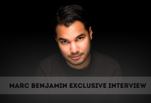 Photo of Marc Benjamin interview on EDM Lab