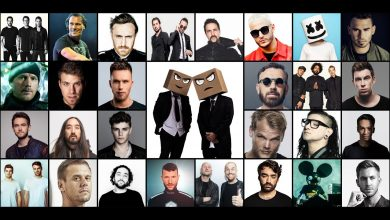 Photo of 10 years of EDM music in the #megamix by Djs From Mars