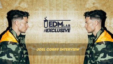 Photo of Joel Corry's exclusive interview