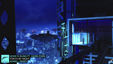 Photo of #TBT | Hook N Sling ft. Karin Park – Tokyo By Night (Axwell Remix)