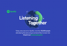 """Photo of Spotify connects the world with """"Listening Together"""""""