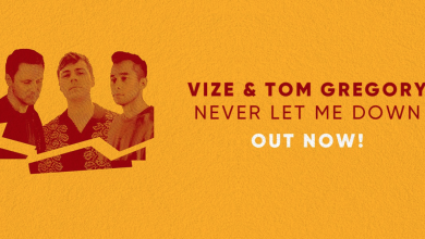 Photo of #Release | Vize and Tom Gregory – Never Let Me Down