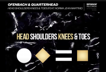 Photo of #Release | Ofenbach and Quarterhead feat. Norma Jean Martine – Head Shoulders Knees and Toes