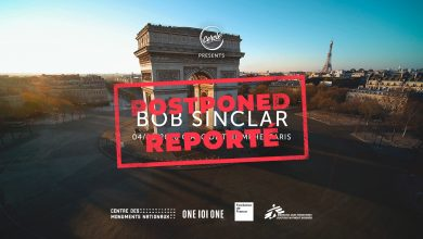 Photo of Bob Sinclar will perform on the top of the Arc de Triomphe [Postponed]