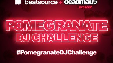 "Photo of ""Pomegranate DJ Challenge"" by Deadmau5 & Beatsource"