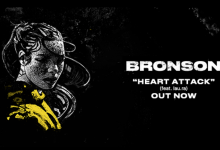Photo of #Release | BRONSON feat. lau.ra – HEART ATTACK