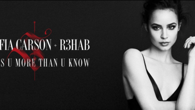 Photo of #Release | Sofia Carson x R3HAB – Miss U More Than U Know