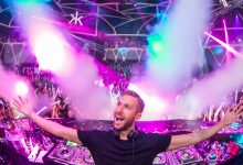Photo of Calvin Harris celebrates 1 billion streams on Spotify