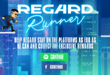 "Photo of Regard presenta ""Regard Runner"" il nuovo gioco per cellulari e desktop"