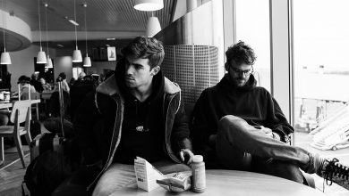 Photo of The Chainsmokers land to the cinema