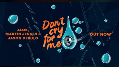 Photo of #Release | Alok, Martin Jensen, Jason Derulo – Don't Cry For Me