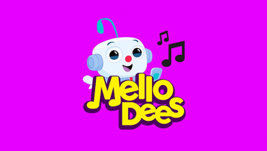 Photo of Marshmello presents Mellodees, learning by the sound of music