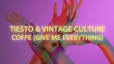 "Photo of Tiesto & Vintage Culture together for a ""Coffe"""