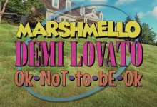 Photo of #Release | Marshmello and Demi Lovato – OK Not To Be OK