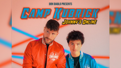 Photo of Don Diablo launches the Camp Kubrick project dedicated to '80s