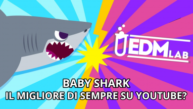 Photo of Baby Shark takes away Despacito from the throne of the most watched video
