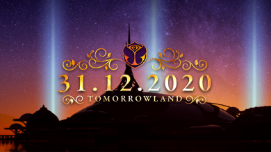 Photo of Tomorrowland virtual festival for New Year's Eve