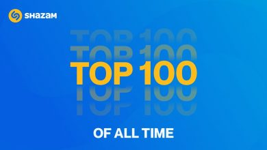 Photo of Shazam publish its new all-time Top100