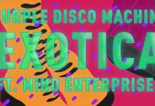 Photo of #Release | Purple Disco Machine feat. Mind Enterprises – Exotica
