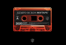 Photo of STMPD RCRDS Mixtape, 40 tracks by 50 different artists
