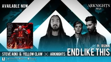 Photo of Steve Aoki closes 2020 with Arknights' soundtrack
