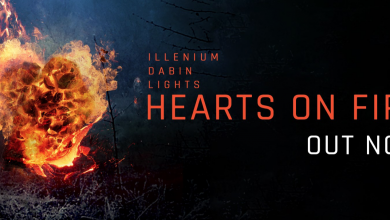 Photo of #Release | ILLENIUM, Dabin feat. Lights – Hearts On Fire