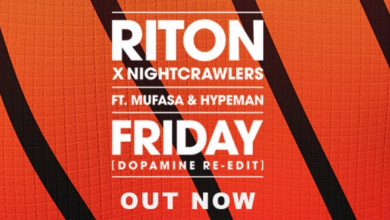 Photo of #Release | Riton x Nightcrawlers feat. Mufasa and Hypeman – Friday