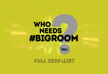 Photo of #WhoNeedsBigRoom? – Best BigRoom 2020 full list