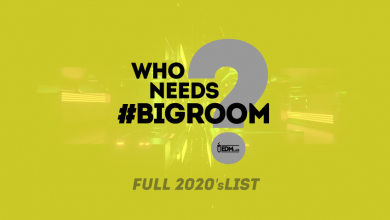 Photo of #WhoNeedsBigRoom? – Best BigRoom 2020 full list